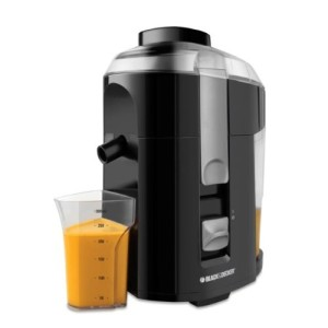 Black & Decker JE2200 400-Watt Fruit and Vegetable Juice Extractor