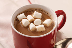 LOW Fat Hot Cocoa