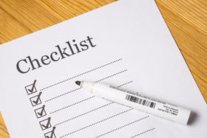 doctor health checklist